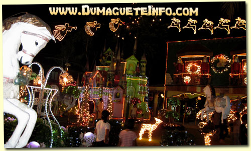 Dumaguete Christmas House