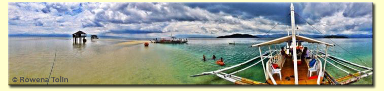 360 Travel & Tour Manjuyod Sandbar