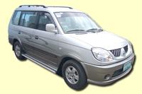 Dumaguete Car Rental Mitsubishi