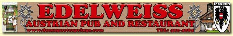 edelweis restaurant