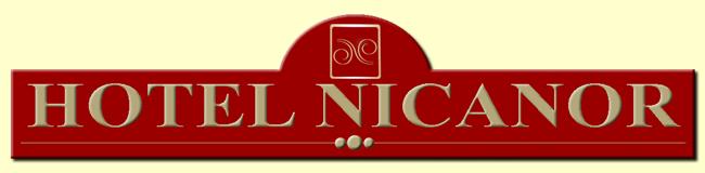 Hotel Nicanor Logo
