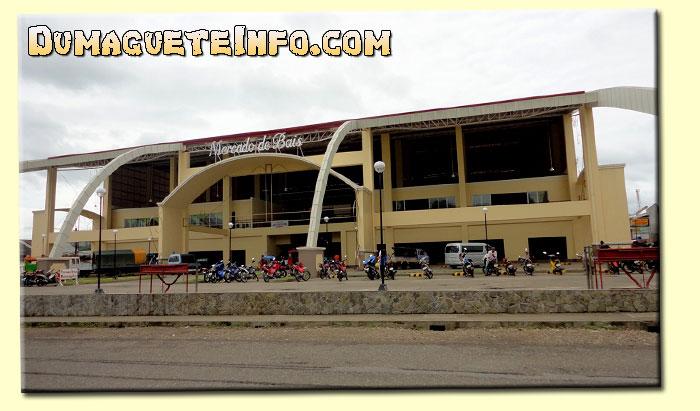 Mercado de Bais - Market in Bais City
