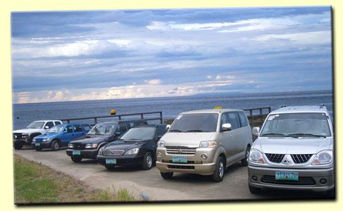 Dumaguete Cars - Car Park