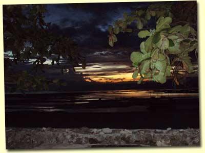 sunset siquijor