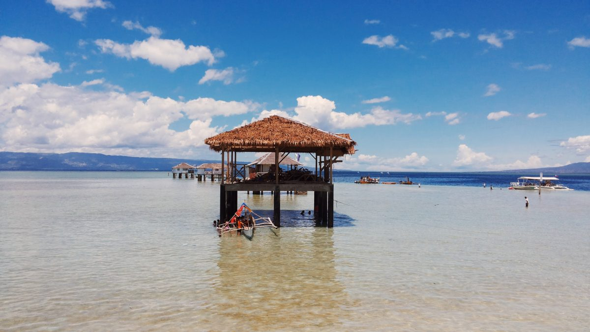 Weekend Getaway: White Sand Bar, Manjuyod