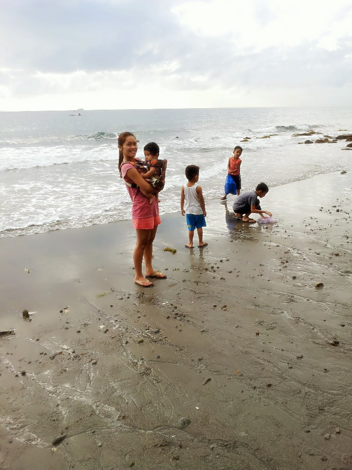 Talisay Beach - Bacong