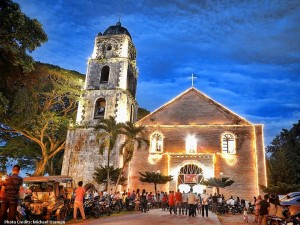 San Agustin Church in Bacong