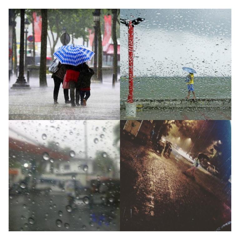 Rainy Season Dumaguete