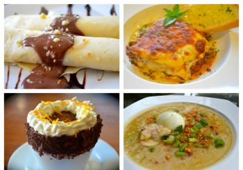Restaurants in Dumaguete