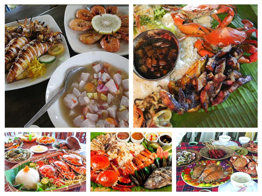 Seafood in the Philippines