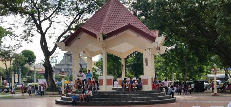 Quezon Park Rotunda