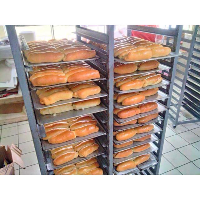 Cheesy Bread at Silliman University